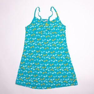 🌸Flamingo print nightgown